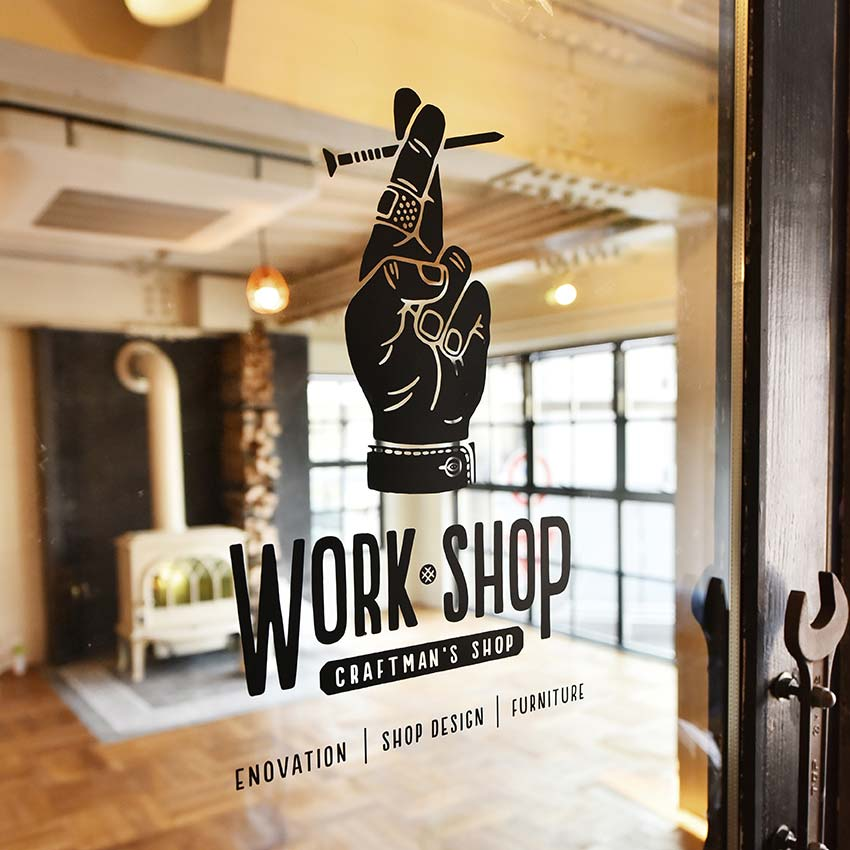 WORK SHOP CRAFTMAN'S SHOP